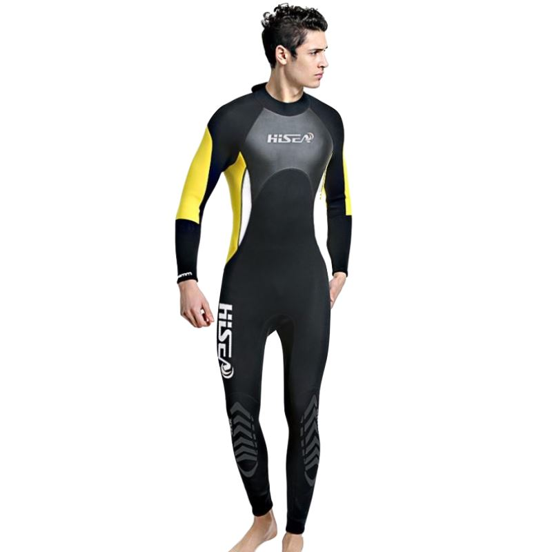 Men Women Spearfishing Wetsuit 3mm Neoprene One Piece Swimsuit Dive Surf Snorkel Swim Wet Suit Swimwear Long sleeve Beach Wear high quality cortex 3 5mm surf diving wet suits jacket men women surfing diving spearfishing wet suit long sleeve jacket wetsuit