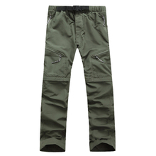 Summer Detachable Quick Dry Men Pants Waterproof Military Active Multifunction Trousers Pockets Mens Casual Cargo Pants,AM001