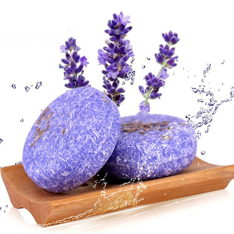 Handmade Hair Shampoo Magic Soap Pure Natural Dry Shampoo Soap Oil-control Anti-Dandruff Off Hair Care Hot Sale