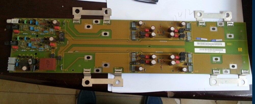 Teardown inverter driven plate 6SE7036-5GK84-1JC0 30 37 45kw inverter driven plate eds1000 series eds1000 4t037odpcb10
