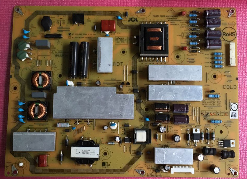 LCD-60LX750A power panel RUNTKB071WJN1 JSL4190-003A is used lcd 32lx440a 32lx440 power panel duntkf963fm02 qpwbff963wjn1 is used