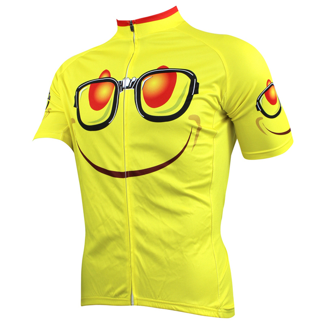 2018 Custom Cool Design Sublimated GEEK hot Sport Bike Jersey Tops Cycling  Wear Mens Cycling Jersey Cycling Clothing Bike Shirt 8af5d7d51