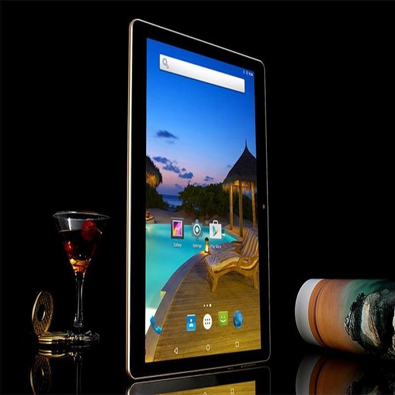 10 Pulgadas Inteligente android Tablet PC Octa Core Android 6.0 IPS Tableta de L