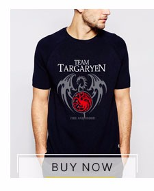 c66cf26a4 Game of Thrones Targaryen Fire & Blood Men T Shirts 2017 Summer Men ...