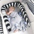 Pasgeboren Baby Bed Bumper Cartoon Krokodil Protector Crib Bumpers Kinderen Speelgoed Babybedje Hek Zuigeling Beddengoed Benodigdheden Room Decor