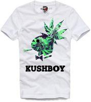 Футболка куш мальчик сорняк Гянджа белый Nmd 2019 модные для мужчин печатных футболки для женщин футболка с авторским дизайном