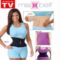Fajas Miss Belt Waist Trainer Belt Slim Waist Shapewear Women Tummy Tuck Belt Hourglass Waist Trainer Slim Modeling Girdle Belt