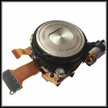 Подлинная Цифровая Камера Аксессуары серебряный зум для canon S100 ОБЪЕКТИВ PC1675 S100V S100 объектив с ccd бесплатная доставка