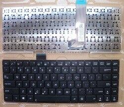 100% новая и оригинальная клавиатура сша для ASUS X402C S400CB S400C X402 S400