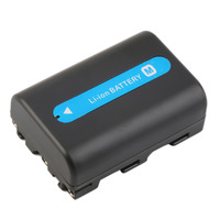 2016 NEW 7 4V 1800mAh Replacement Li Ion Battery For Sony NP FM50 FM30 FM55H