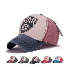 NEW Brand STAR Shield Snapback Mens Baseball Caps Gorra Hiking Traveling Retro Vintage Cotton Outdoor Sun Hats For Womens