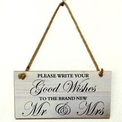 Деревенский для свадьбы, помолвки направления знаки DIY декоративные деревянные знак потертый шик свадьбы пользу Винтаж деревянные