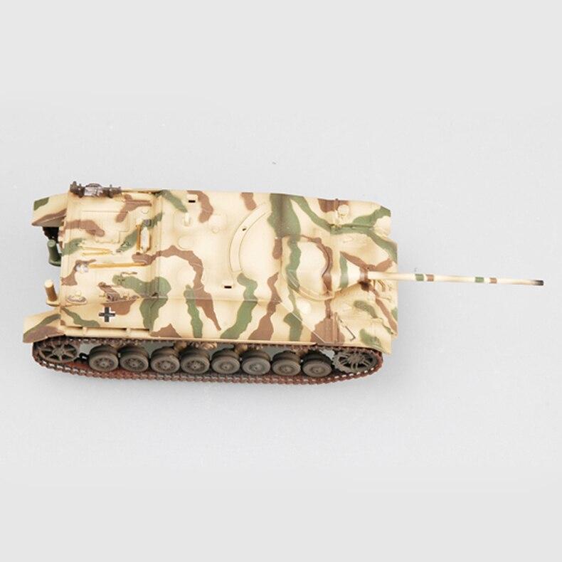 Easy Model 36126 Jagdpanzer IV German Army 1945 in 1:72