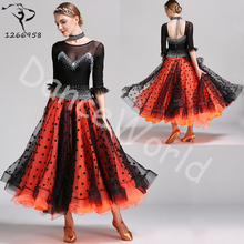 sexy modern dress costumes high quality competition dress for women ballroom dresses