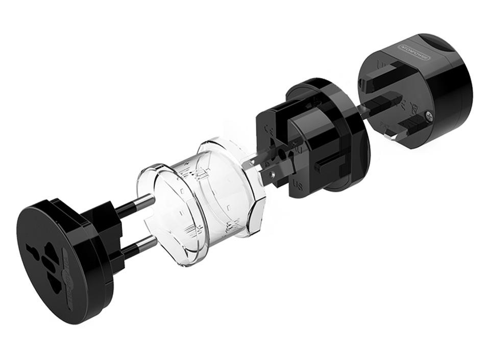 Universal Electrical Plug Adapter (25)