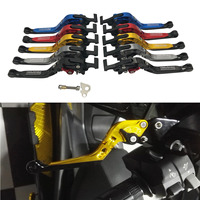 Parking Funtion For YAMAHA N MAX 2015 2019 2018 NMAX 155 125 NMAX155 NMAX125 Motorcycle Foldable Extendable Brake Clutch Levers