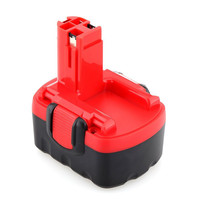 14.4V 3000mAh Ni MH Replacement Rechargeable Battery for Bosch 26156801 3610 K10 3610K 3612 3615K PSR 14.4 VES2 Cordless Battery