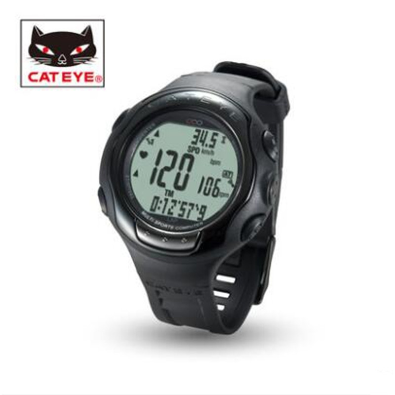 Cateye MSC-CY300 Q3a bicycle sports watch stopwatch cycling bike computer stopwatch cyclometers wireless cyclocompute bryton rider 530 gps bicycle bike cycling computer