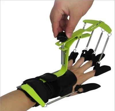 finger orthosis belt Stroke hemiplegia Finger Exercise Rehabilitation trainer free shipping