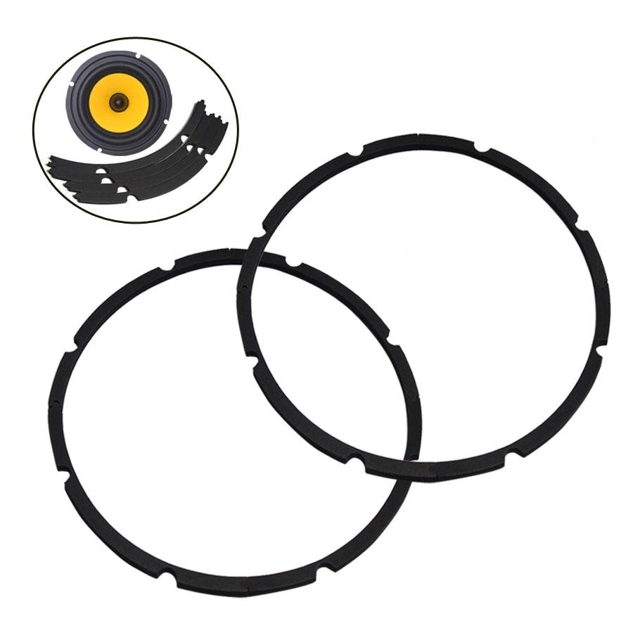 2Pcs 12 INCH Woofer Speaker Foam Speaker Pad 8-hole Speaker Repair Accessories DIY Sponge Side Edge Speaker Shell