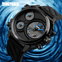 2019 Luxury Brand Heavy Big Dial G Style Shock Male Electronic Hand Watch Men's Outdoor Sports Clock Student Black Wrist Watch