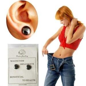 1Pair Acupressure massage magn