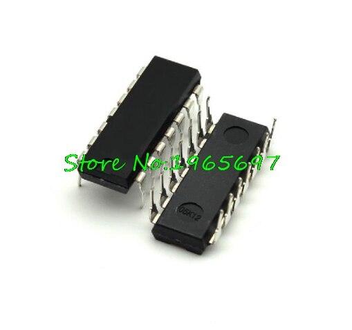 5pcs/lot CD4016BE CD4016 DIP-14 In Stock