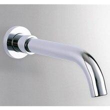Homedec бас смеситель для ванны и душа кран наполнитель носик настенная розетка для ванной наполнитель на входе