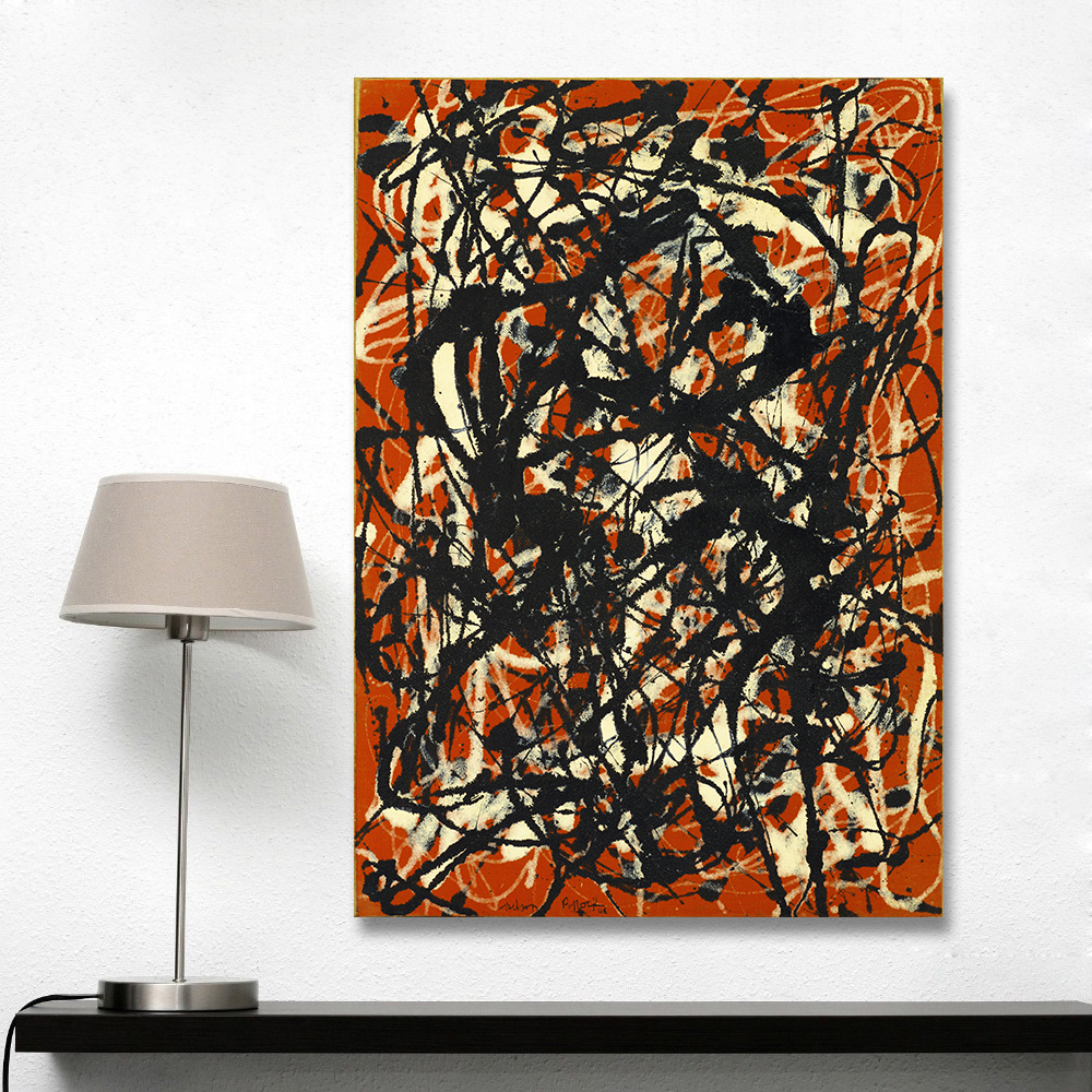 HDARTISAN Abstract Canvas Art Wall Pictures For Living Room ...