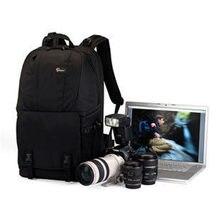 "Envío libre lowepro fastpack 350 cámara réflex digital cámara de fotos de 17 ""bolsa de ordenador portátil mochila mochila para canon nikon"