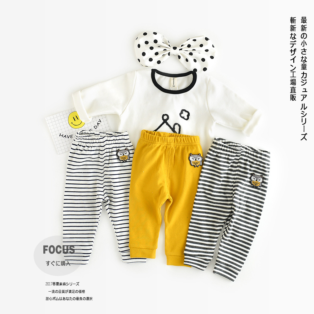 hot sale 2017 unisex baby kids cartoon house printed boys cotton T shirt children infant girl fashion spring white top cloth (6)