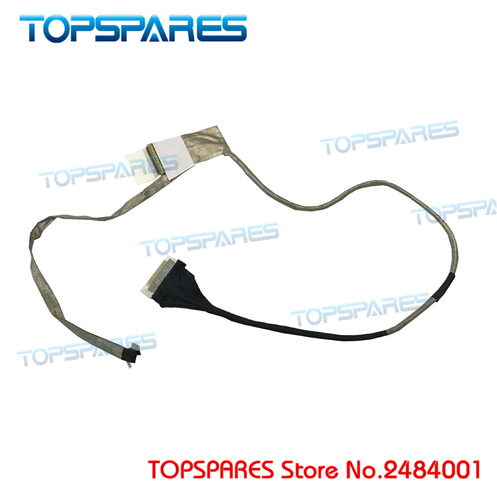 все цены на Original New Laptop Display cable For QAL30 DC0200LGU10 notebook vga cable screen lcd lvds cable flex онлайн
