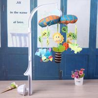 Infant Toys Plush Bed Wind Chimes Crib Hang Crib Stroller toy Crib mobile Baby Plush Doll Infant Children Newborn Boy Girl Gift