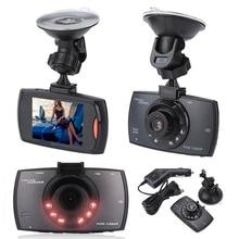 Регистраторы, Full HD 1080 P DVR тире Камера 140 градусов Широкий формат с Ночное видение приборной панели автомобиля видеокамера для автомобиля