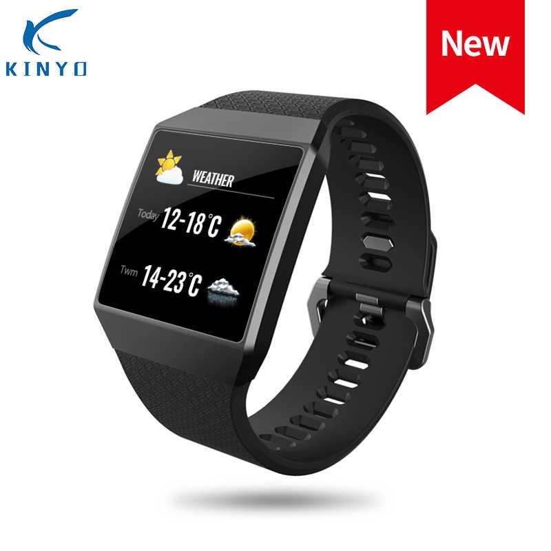 Reloj inteligente pk xioami, pulsera inteligente deportiva con control del ritmo cardíaco, ip67 y resistente al agua para hombre y mujer