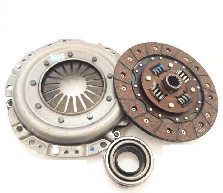 3 pcs/kit plaque de pression d'embrayage/disque d'embrayage/palier de déverrouillage pour chinois SAIC ROEWE 350 MG5 Auto pièces de moteur de voiture