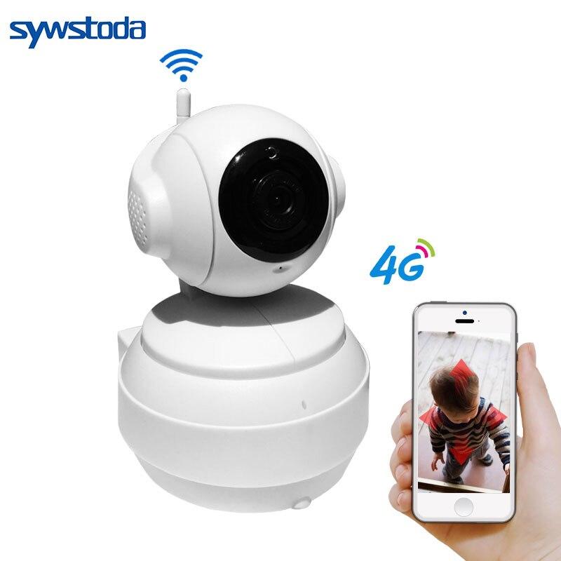PTZ Wireless 3G 4G gsm SIM Card Mobile Wifi IP Camera HD Video Transmission Via 4G FDD LTE Network Worldwide Free APP For Remote