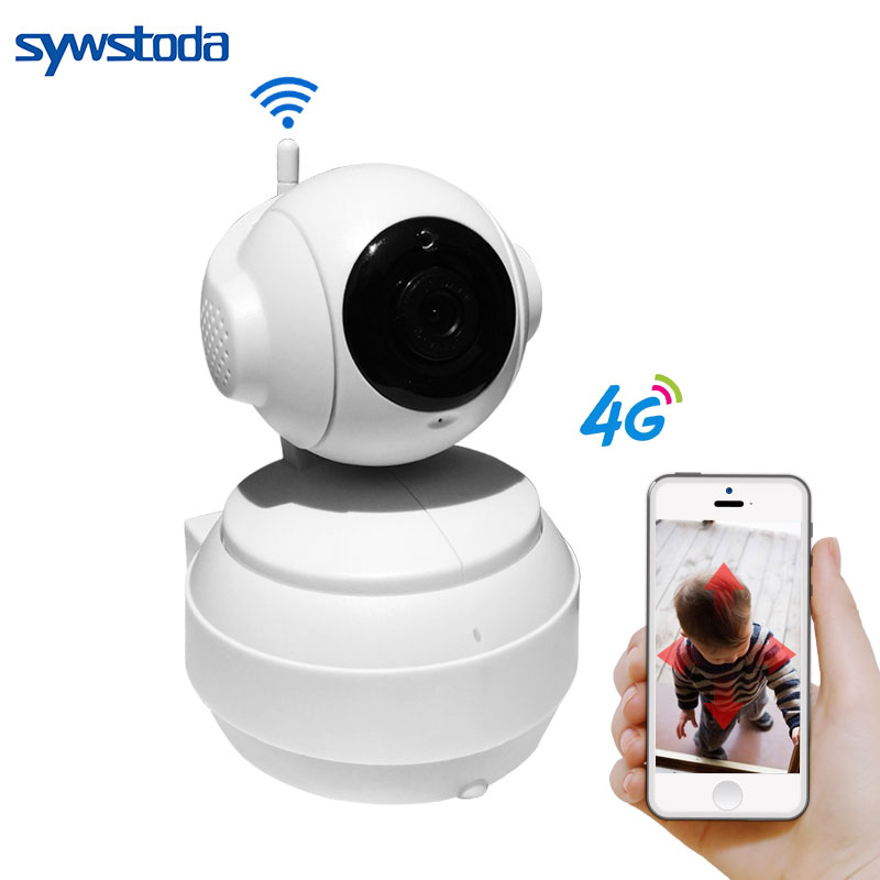 PTZ Wireless 3G 4G gsm SIM Card Mobile Wifi IP Camera HD Video Transmission Via 4G FDD LTE Network Worldwide Free APP For Remote