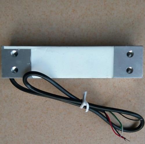 4pcs Pressure sensor electronic scales weighing sensor CZL 601 3kg 5kg 6kg 10kg 20kg 40kg 60kg
