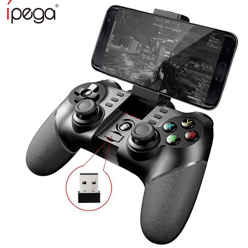 Klug Bluetooth Gamepad Game Pad Mobile Dzhostik Joystick Für Android Handy Trigger Controller Smartphone Freude Stick-taste Videospiele