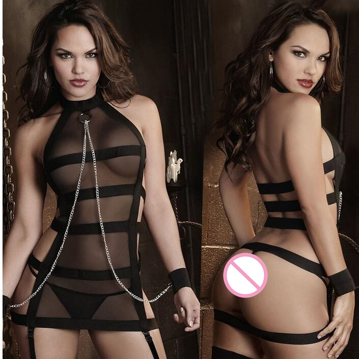 Sexy Erotic Lingery For Women Hot Sexy Costume Clothing Lenceria Babydoll Dress Cosplay Game Sexy Underwear