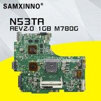 N53TA Motherboard REV2.0 1GB For ASUS N53TA N53TK N53T laptop Motherboard N53TA Mainboard N53TA Motherboard test 100% OK
