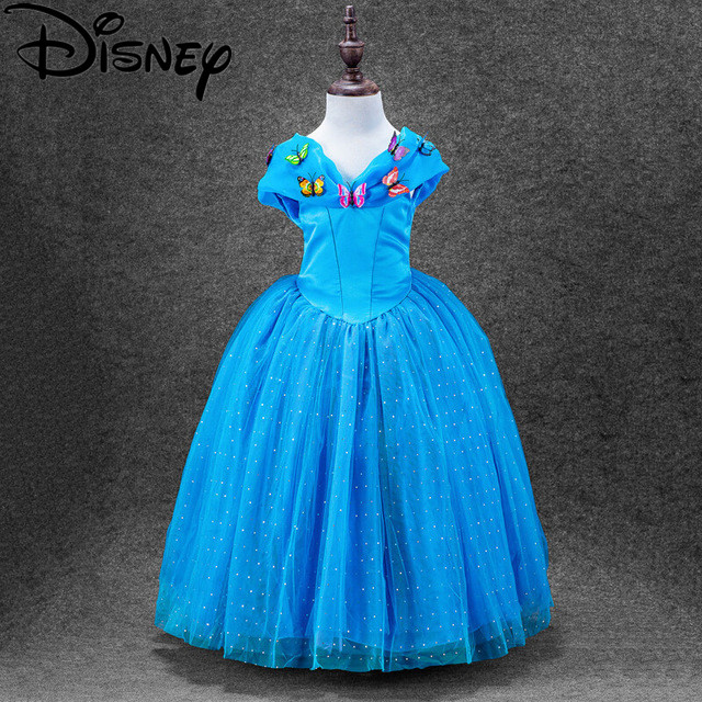 Kids Cosplay Costume Dress Cinderella Elsa Baby Girls: Disney Frozen Dress Fever Elsa Anna Snow White Cinderella