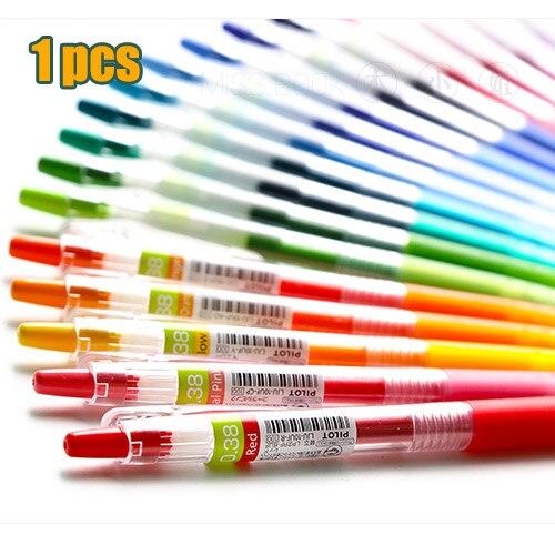 School office DIY 0.38mm Multicolours Gel Pens Water-based Pens Ultrafine Fiber Cartridge 23 Multi Colours Marker Pens web based school management system