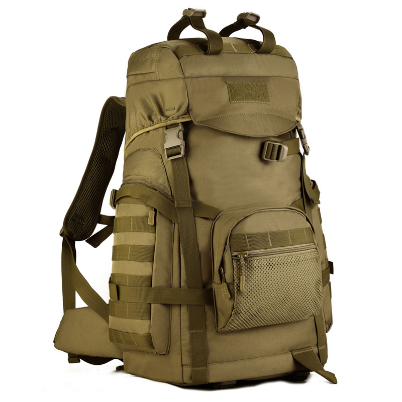 Tactical Military Backpack Molle Camouflage Travel Outdoor Sports Ultra-light Heavy Duty Bag Camping Hiking Drop Free Shipping outlife new style professional military tactical multifunction shovel outdoor camping survival folding spade tool equipment