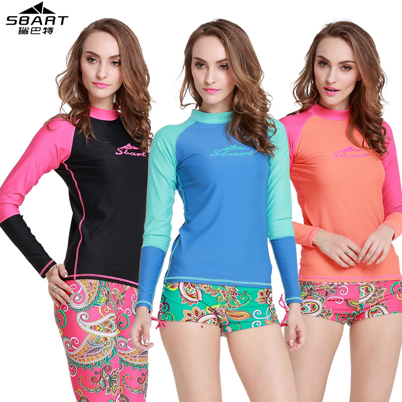 Lady Surfsuit Skins Women Swimsuit Swimwear Rash Guard Surf Clothing Swim Suit Tights Suit S Xl