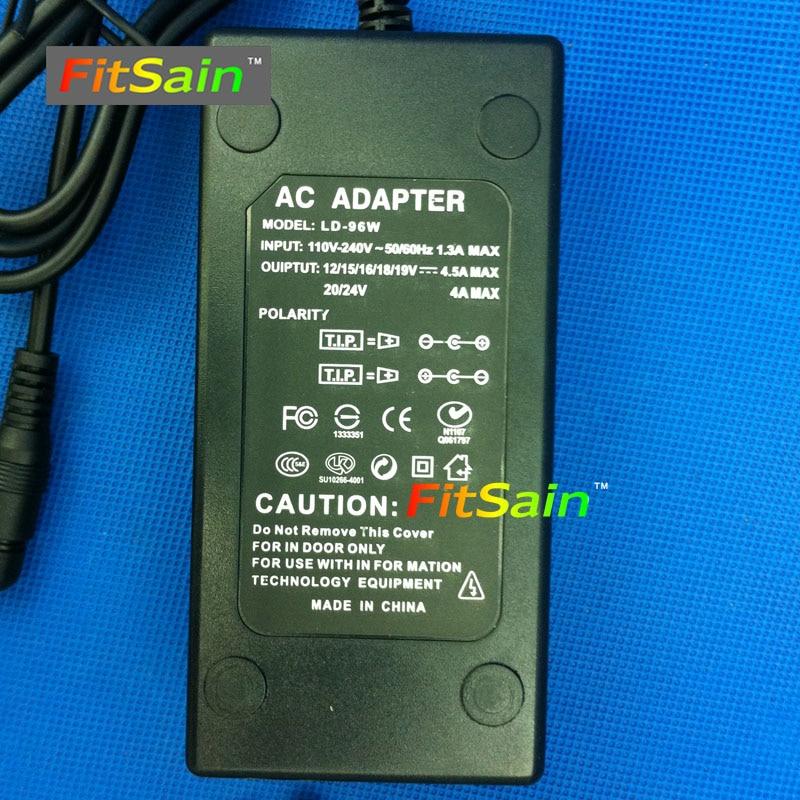 FitSain-96W toiteadapteri sisend AC110V ~ 240V väljund DC12V / 16V / - Elektritööriistade tarvikud - Foto 3