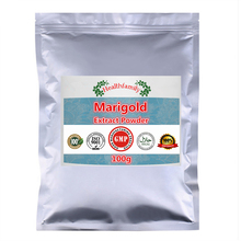 100% Pure Marigold Flower Extract Lutein Powder,African Marigold,Good for Vision,Anti Cell Aging,Prevent Diseases