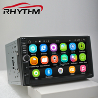 Rhythm 2 Din Android 6 0 Auto Car Radio With Navigation Double Din Multimedia Player 1024