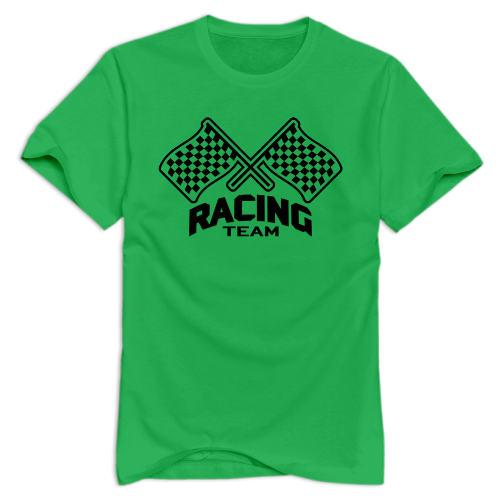 Shirt design green - Man Green Cotton Printing Design Team Print T Shirt Fashion Casual T Shirt China